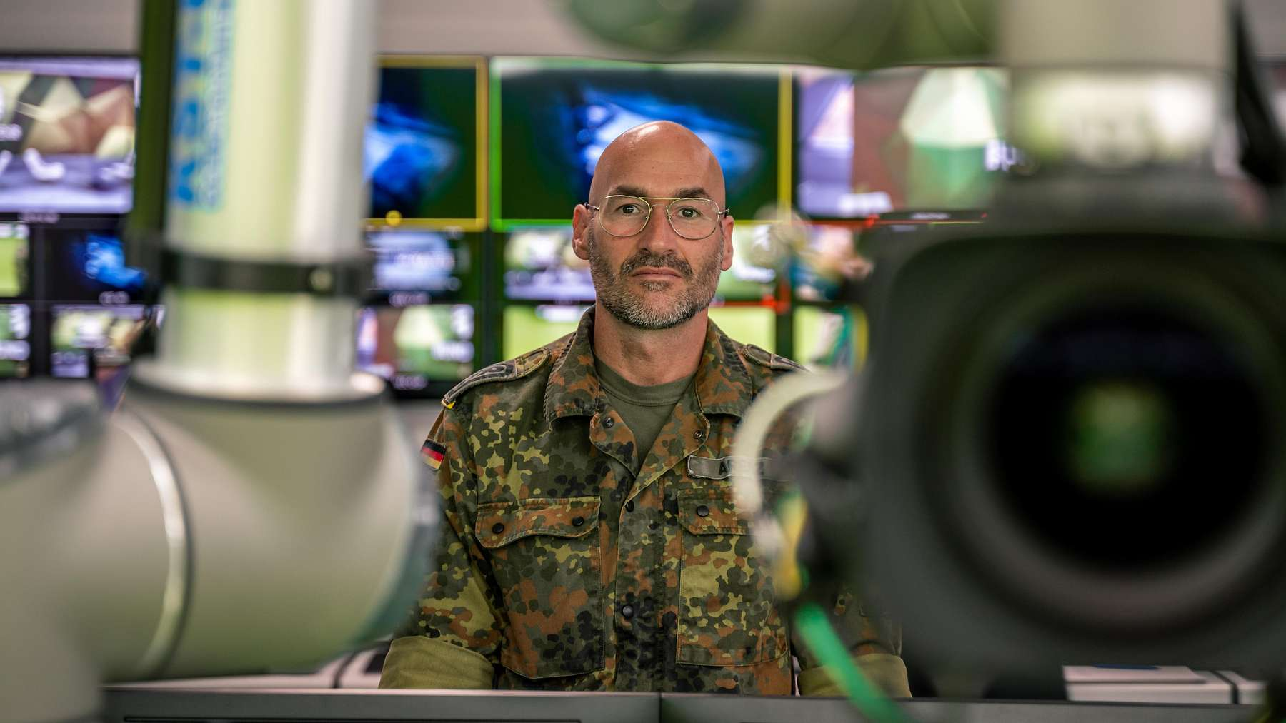 Handover VR-Studio to the German Armed Forces